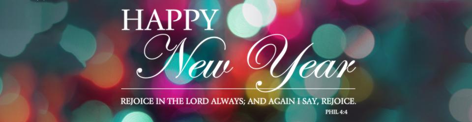 Start 2017 with God